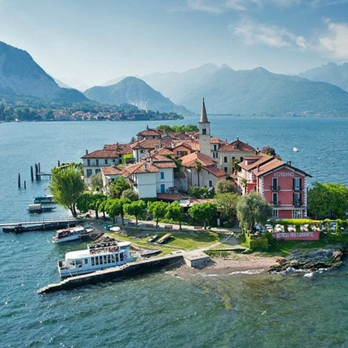 Lake Maggiore & Borromean Islands: Hop-on Hop-off Boat Tour