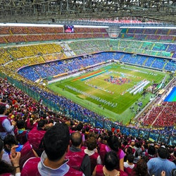 Imagen San Siro Stadium + Casa Milan + Open Bus Roundtrip