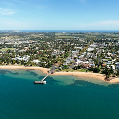 Vuelo en helicóptero de 25 minutos: Phillip Island Full Island