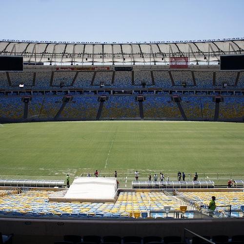 Maracanã Stadium: Guided Tour