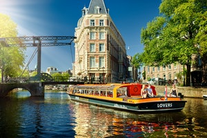 Canal Cruise - Leidsekade