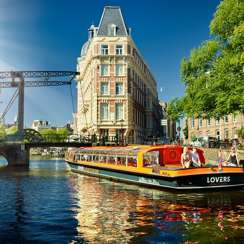 Canal Cruise Amsterdam: Skip The Line photo 1