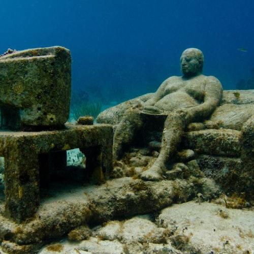 Museo Subacuático Punta Nizuc: Esnórquel