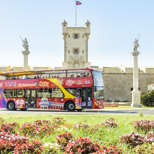 Bus turístico Cádiz