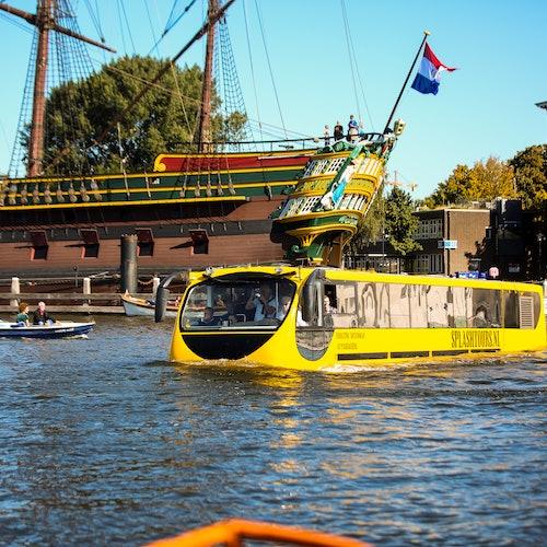 Splashtour Amsterdam