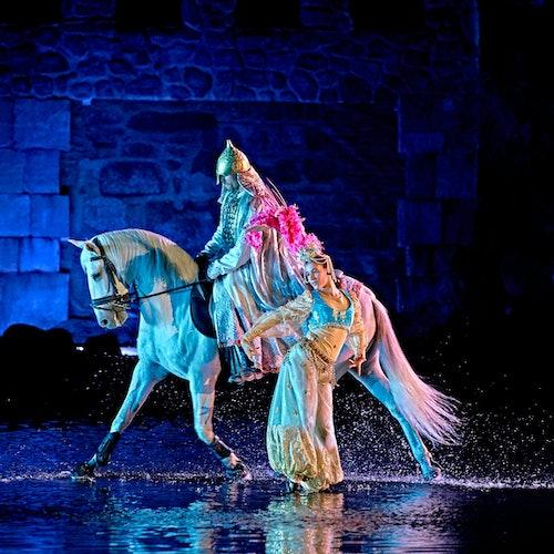 Puy du Fou España: Espectáculo nocturno El Sueño de Toledo