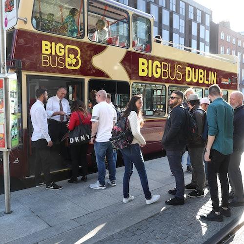 Bus turístico Dublín