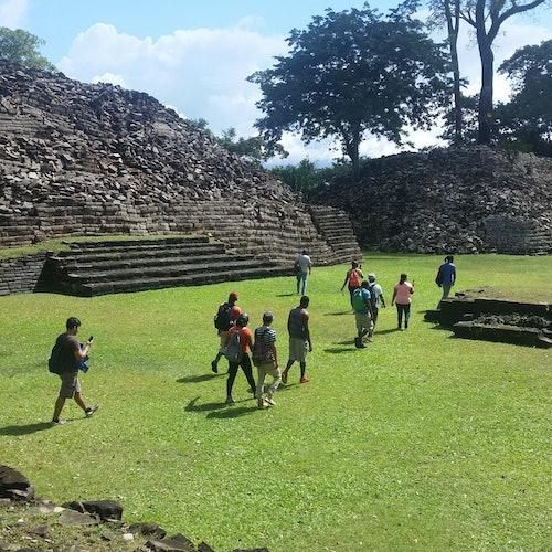 Ruinas de Lubaantún