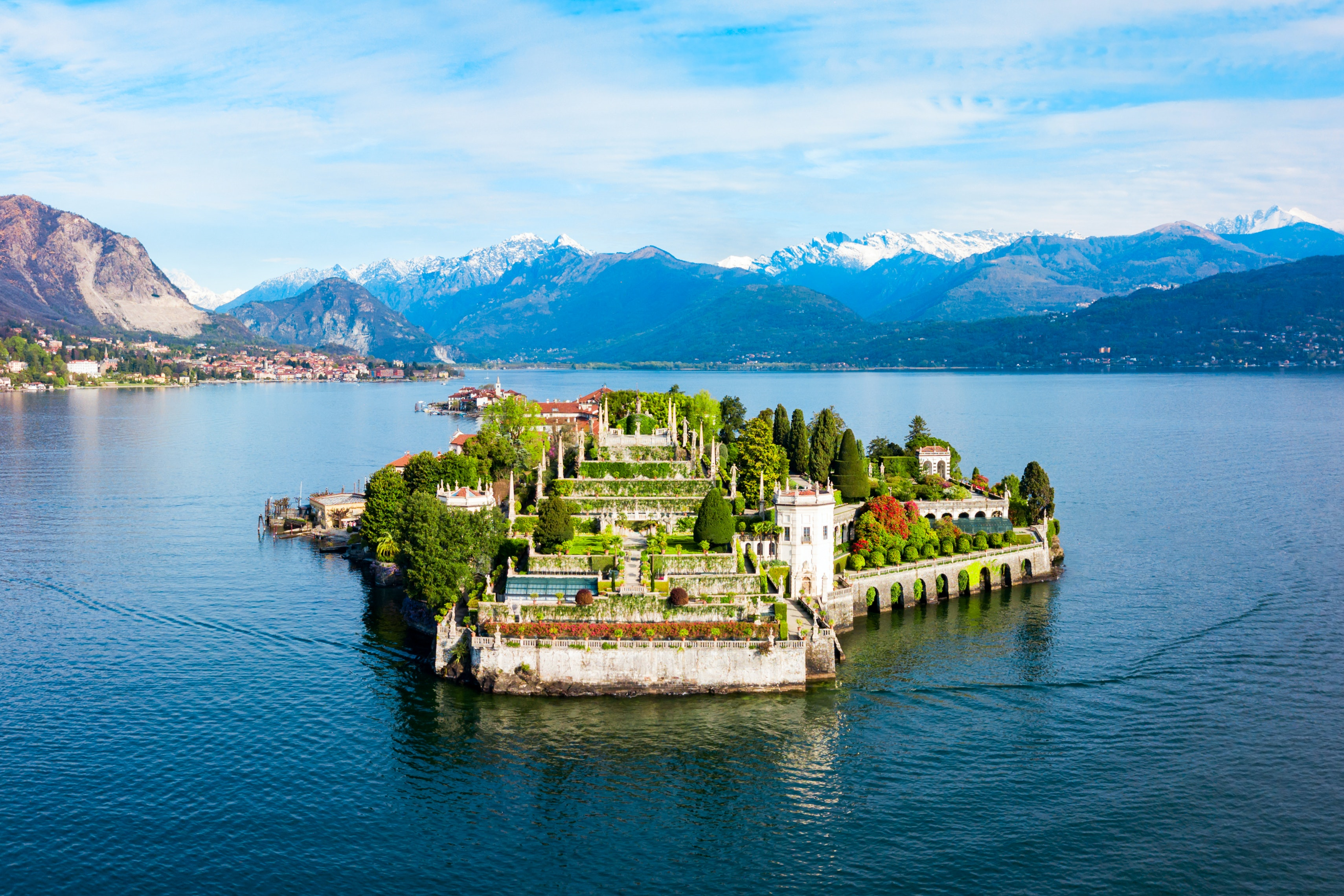 Italy | Italy images, India tour |Isola Bella Island Tour