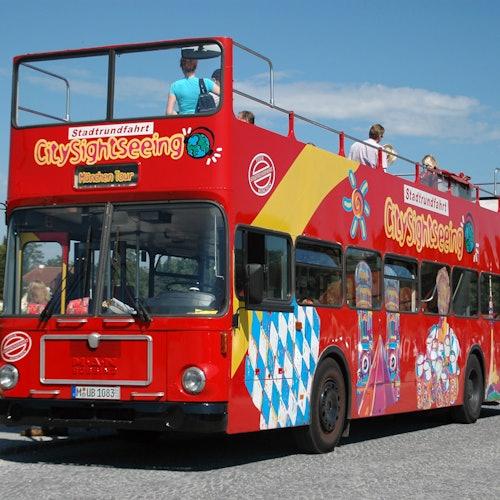 Bus turístico Múnich