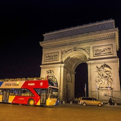 Imagen Hop-on Hop-off Open Bus & Night Tour