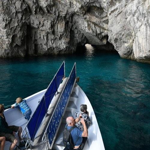 Capri Excursion from Naples