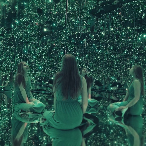 Cosmos Illusion Museum: Sin colas