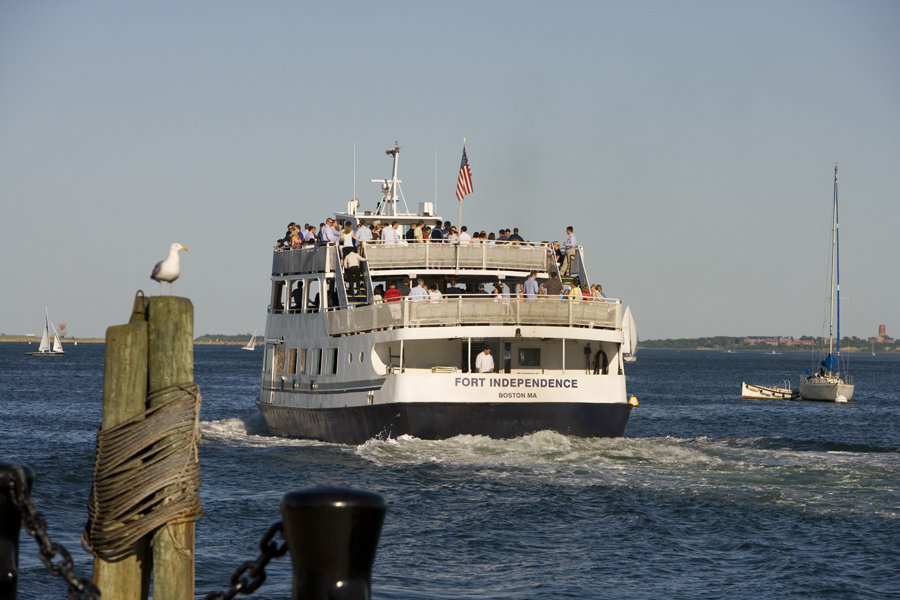 Tickets for Boston Harbor Historic Sightseeing Cruise