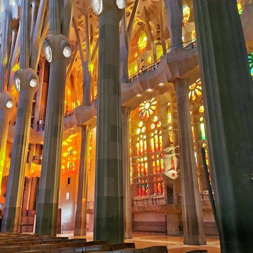 Sagrada Familia: Visita guiada en español