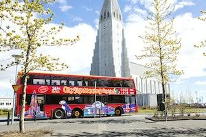 Bus Terminal Reykjavik (BSI)