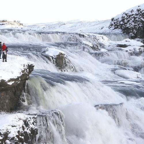 Círculo Dorado + Invernadero Friðheimar: excursión desde Reykjavik