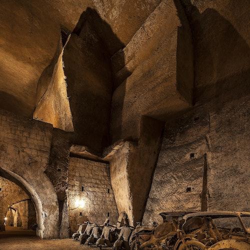 Galleria Borbonica: Standard Tour