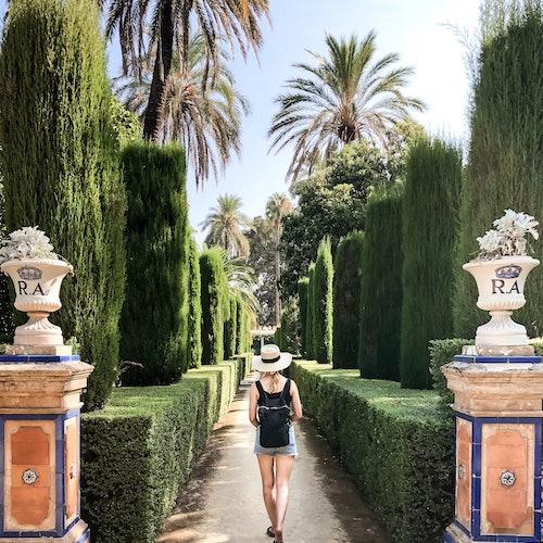 Alcázar de Sevilla: Sin colas