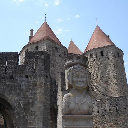 Ciudadela de Carcasona - Visita su castillo y murallas
