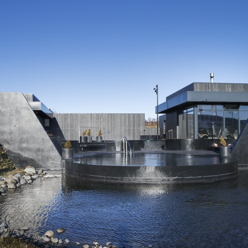 Krauma Geothermal Baths