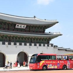 Seoul Open-Top Bus Night Tour
