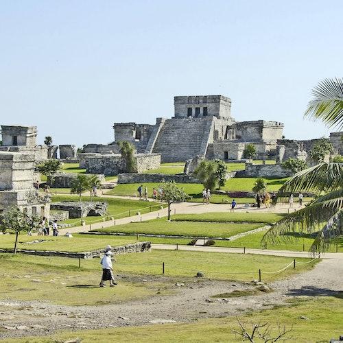 Mayan Ruins of Tulum: Fast Track