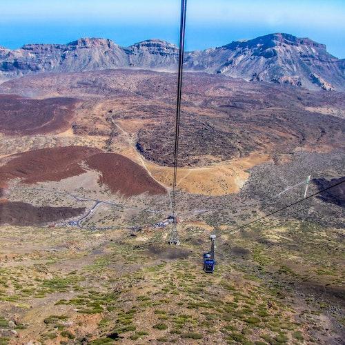 Teleférico del Teide