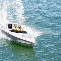 Speed Boat Adventure San Diego