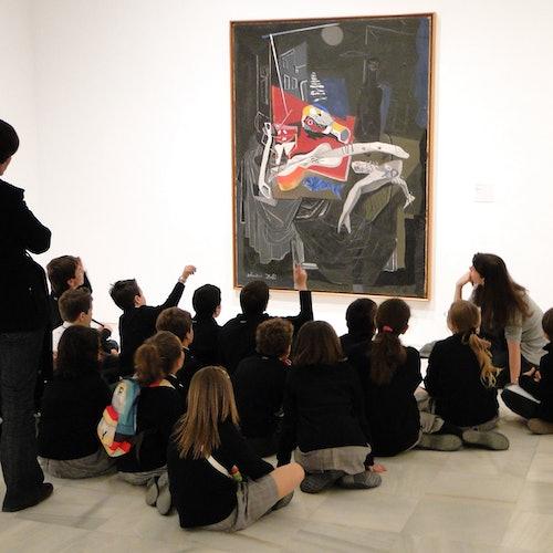 Centro de Arte Reina Sofía: Sin colas