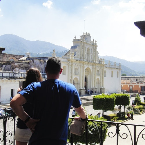 Antigua Guatemala Walking Tour