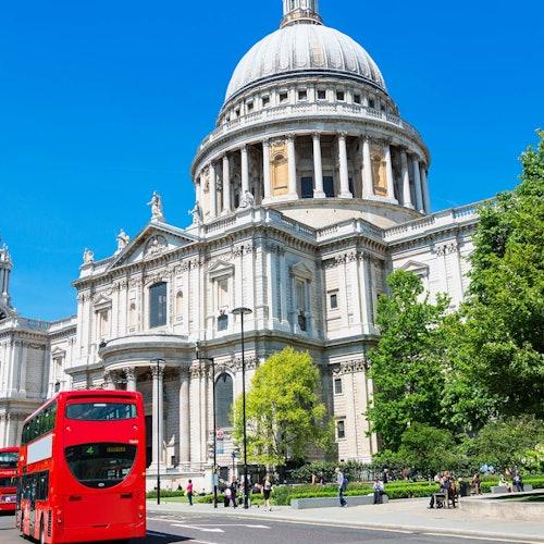 Catedral de San Pablo, Torre de Londres y Crucero por el río