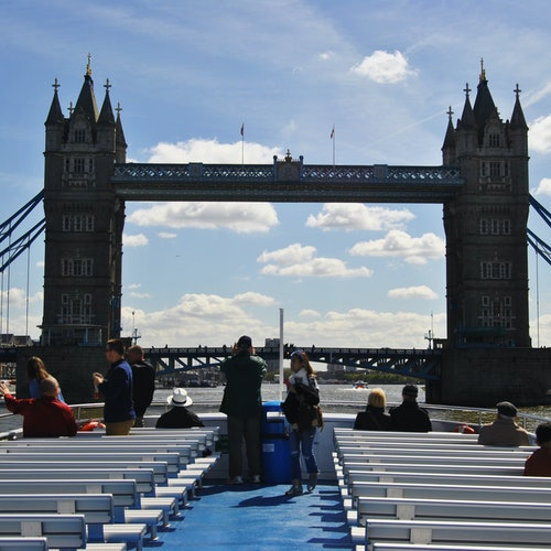 Thames Cruise: Westminster to Tower of London