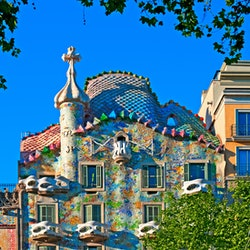 Imagen Casa Batlló: Videoguide