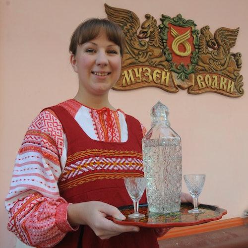 Museo de la Historia del Vodka
