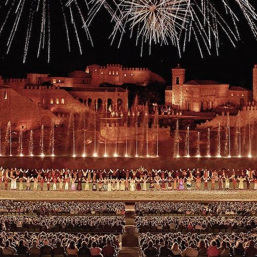 Puy du Fou España: Entrada al parque + Espectáculo nocturno El Sueño de Toledo