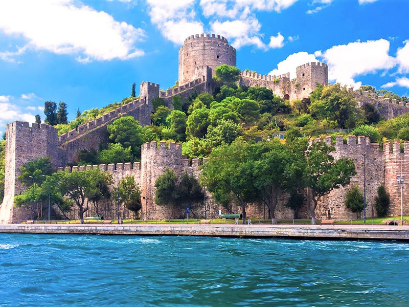Tickets for Istanbul Sightseeing Tour, Dolmabahce Palace & Bosphorus Cruise