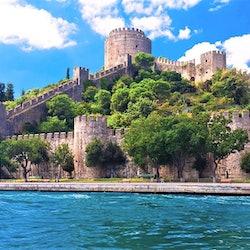 Tickets, museos, atracciones,Crucero por el Bósforo,Palacio Dolmabahçe