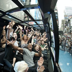 Imagen THE RIDE NYC