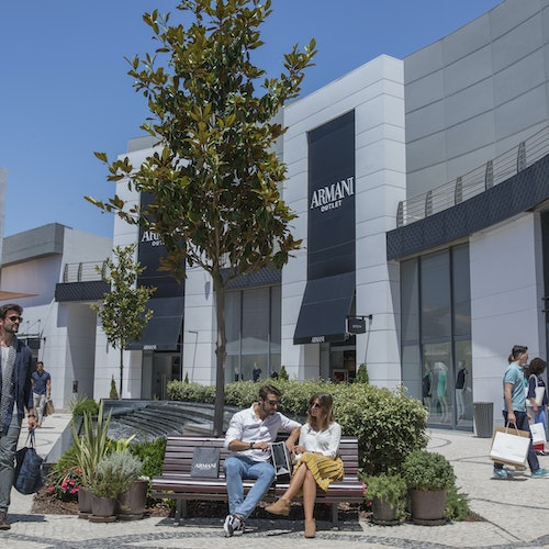 Freeport Outlet Shopping Express from Lisbon