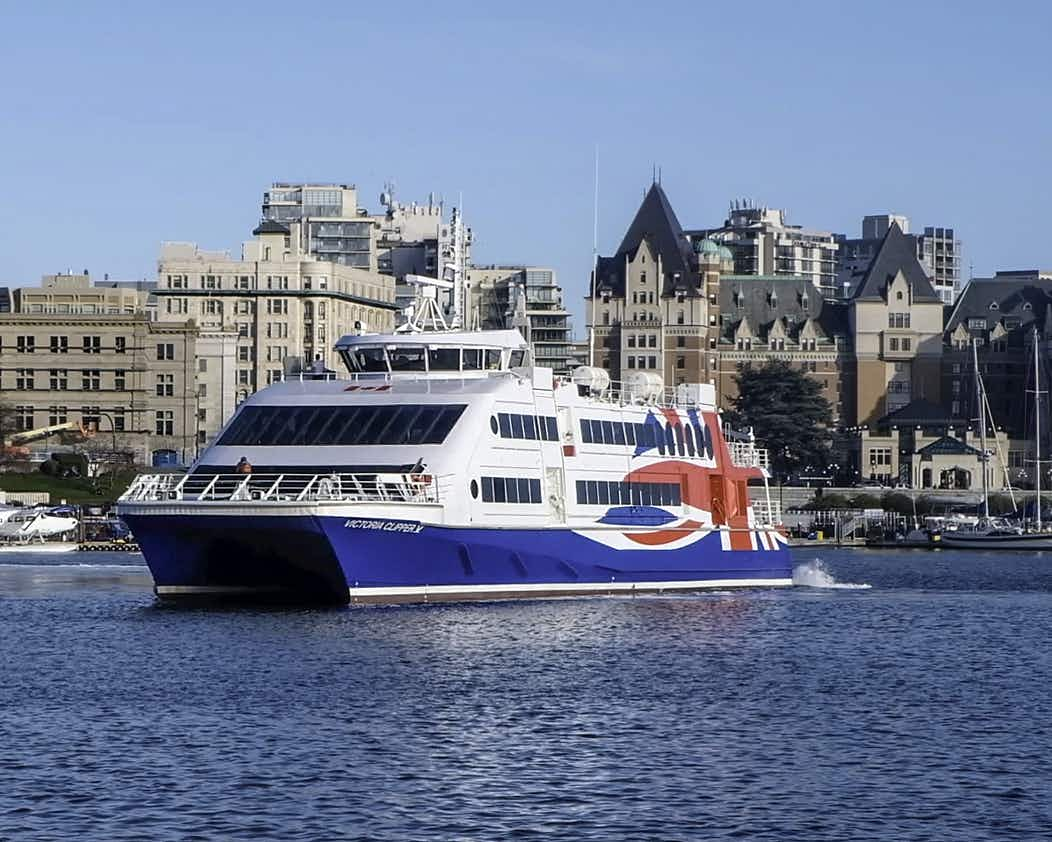 Tickets for Victoria Ferry Day Trip from Seattle