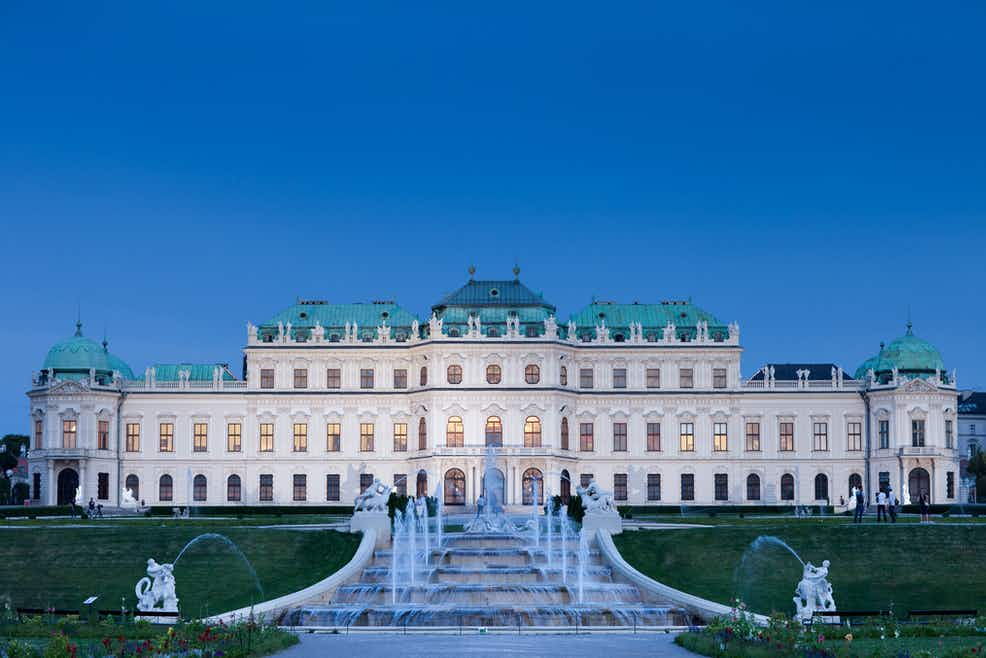Tickets for Upper Belvedere Palace in Vienna | Tiqets