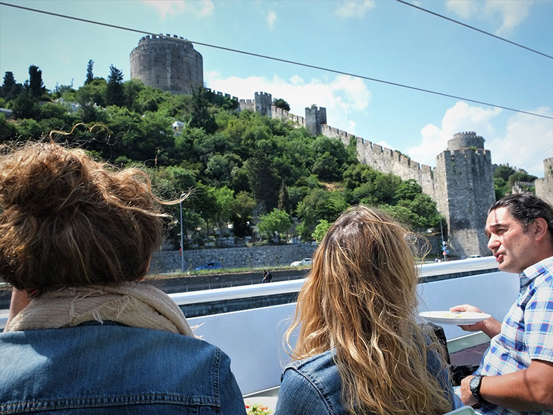 Tickets for Bosphorus & Black Sea Afternoon Cruise with Lunch