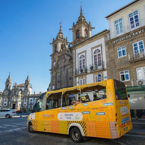 Bus turístico de Braga y Bom Jesus do Monte