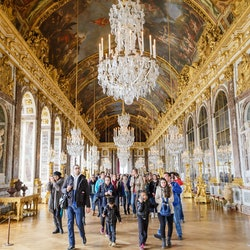 Imagen Palace of Versailles: Palace Entrance + Audio Guide