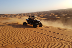 Quad Biking/Buggy Tour Dubai - Pickup Point