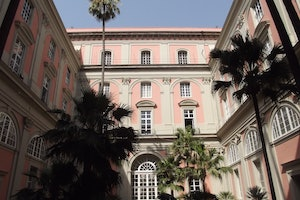 The National Archaeological Museum of Naples