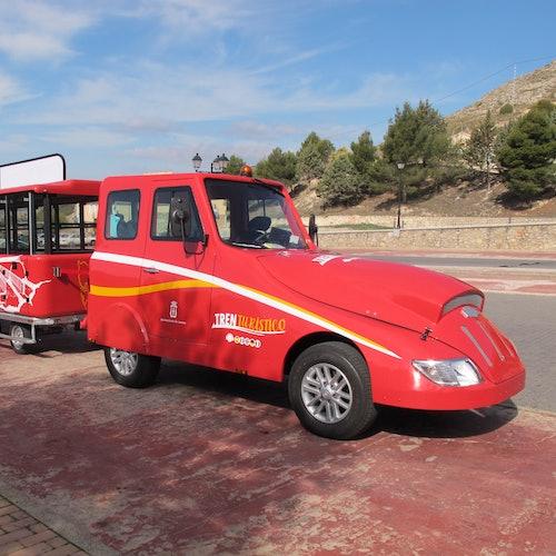 Hop-on Hop-off Train Cuenca