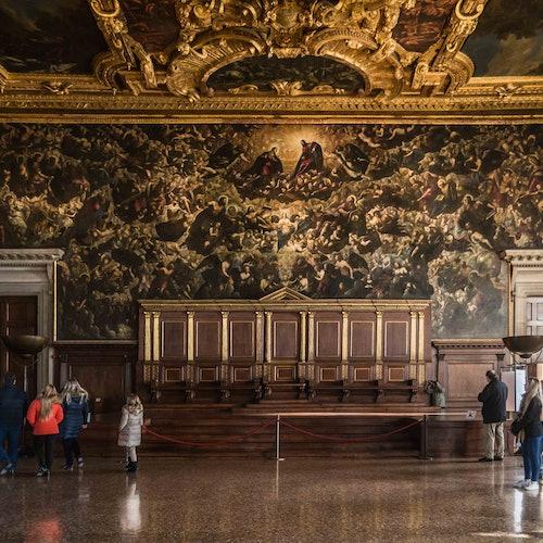 Basílica de San Marcos y Palacio Ducal: Sin colas + Visita guiada
