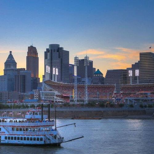 Historic Cincinnati Sightseeing Cruise